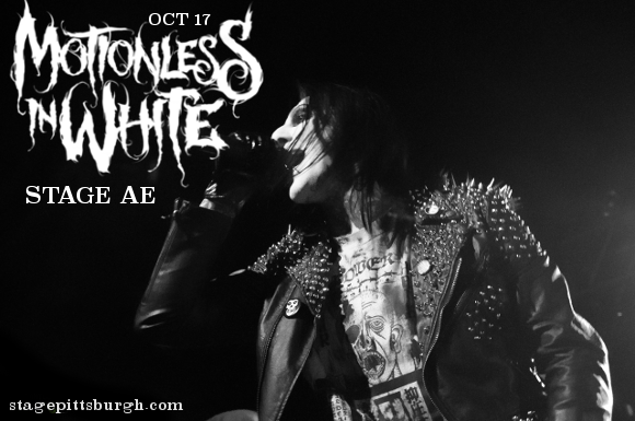 Motionless In White, The Amity Affliction & Miss May I at Stage AE