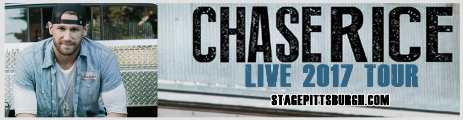 Chase Rice at Stage AE