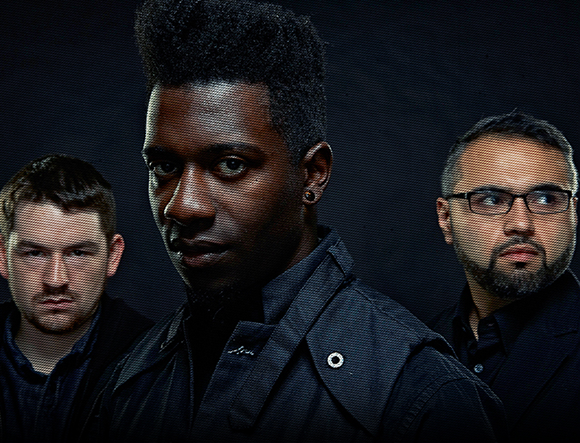 Animals As Leaders & Periphery at Stage AE