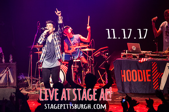 Hoodie Allen at Stage AE