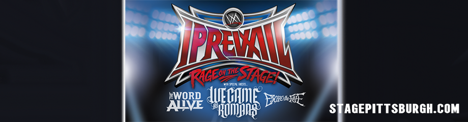 I Prevail, The Word Alive, We Came As Romans & Escape The Fate at Stage AE