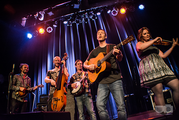 Yonder Mountain String Band at Stage AE
