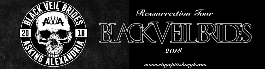 Black Veil Brides & Asking Alexandria at Stage AE