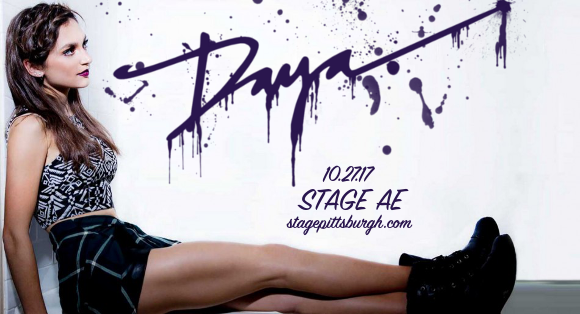 Daya at Stage AE