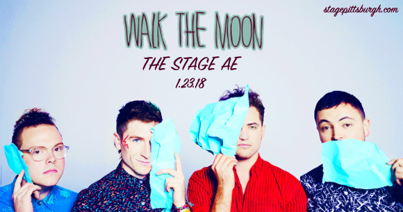 Walk The Moon at Stage AE