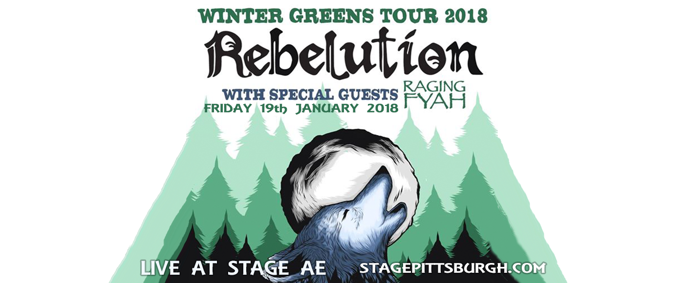 Rebelution at Stage AE