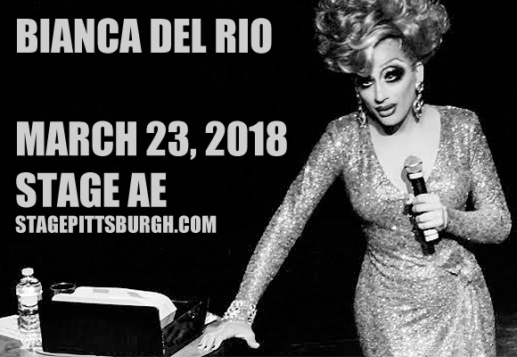 Bianca Del Rio at Stage AE