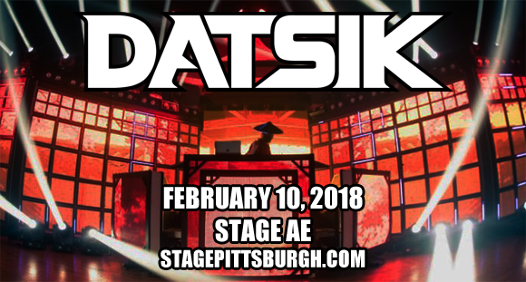 Datsik at Stage AE