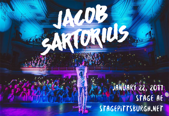 Jacob Sartorius, Zach Clayton & Hayden Summerall at Stage AE