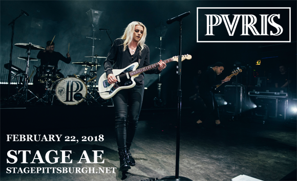 PVRIS  at Stage AE