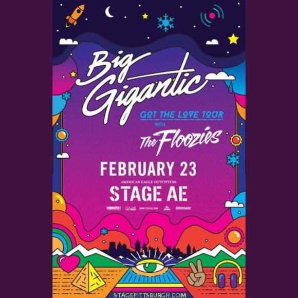 Big Gigantic at Stage AE