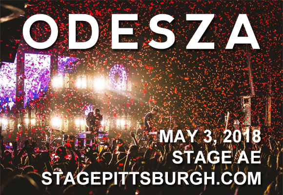 Odesza at Stage AE