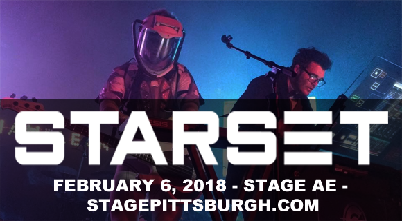 Starset at Stage AE