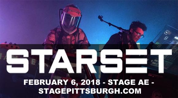 Starset at Stage AE