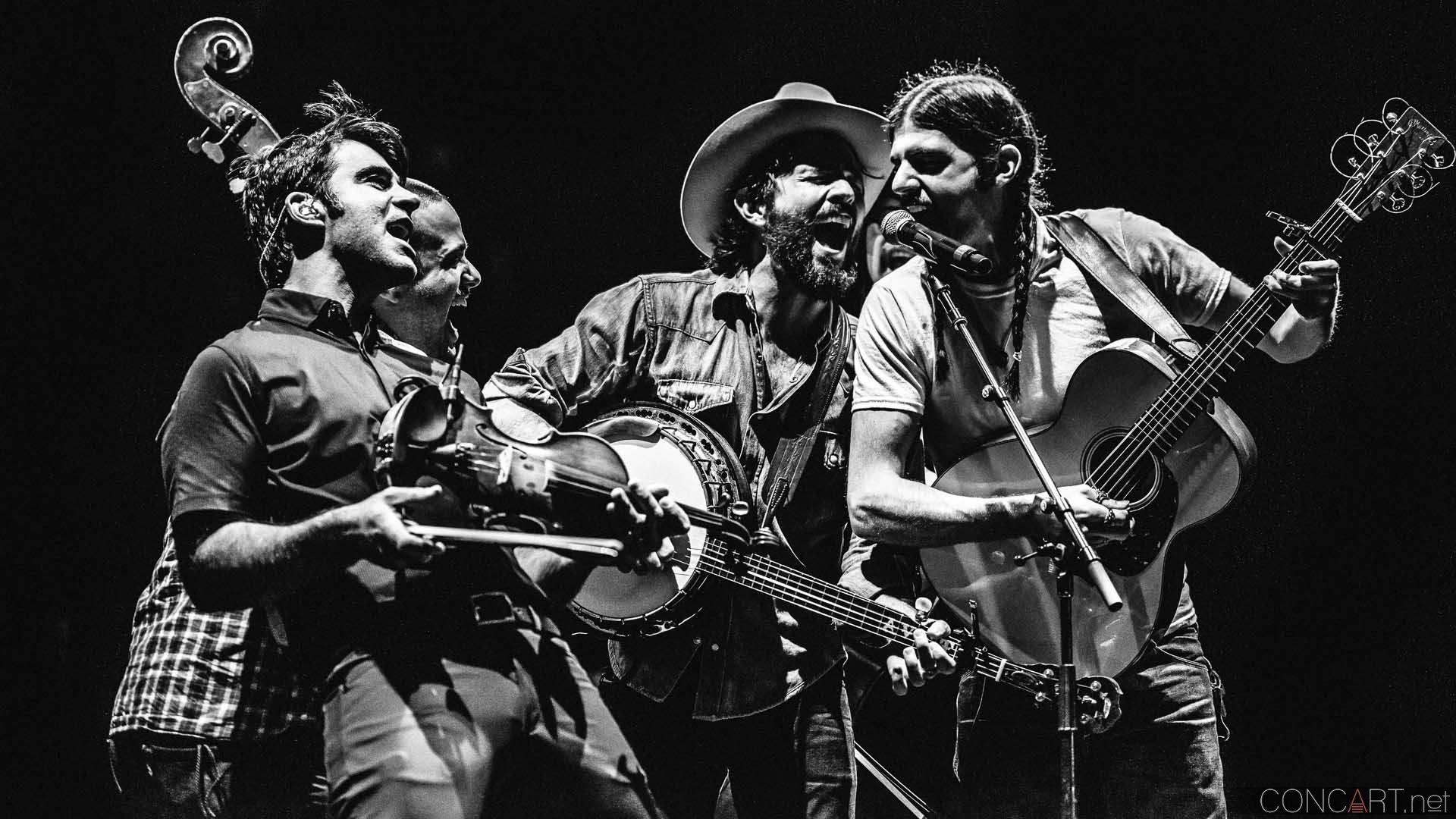 The Avett Brothers at Stage AE