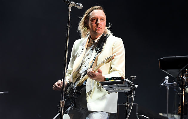 Arcade Fire at Stage AE