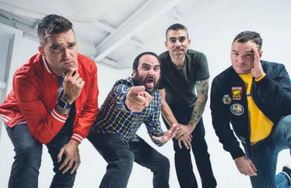 New Found Glory at Stage AE