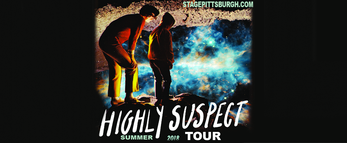 Highly Suspect at Stage AE