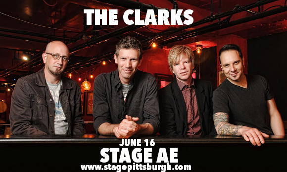 The Clarks at Stage AE