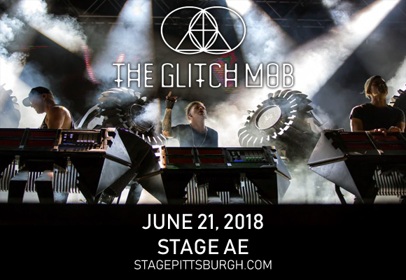 The Glitch Mob at Stage AE