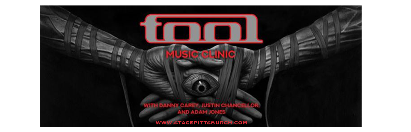 Tool Music Clinic at Stage AE