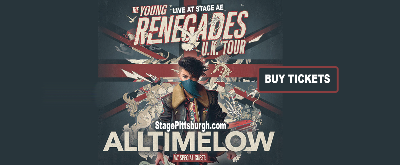 All Time Low & Dashboard Confessional at Stage AE