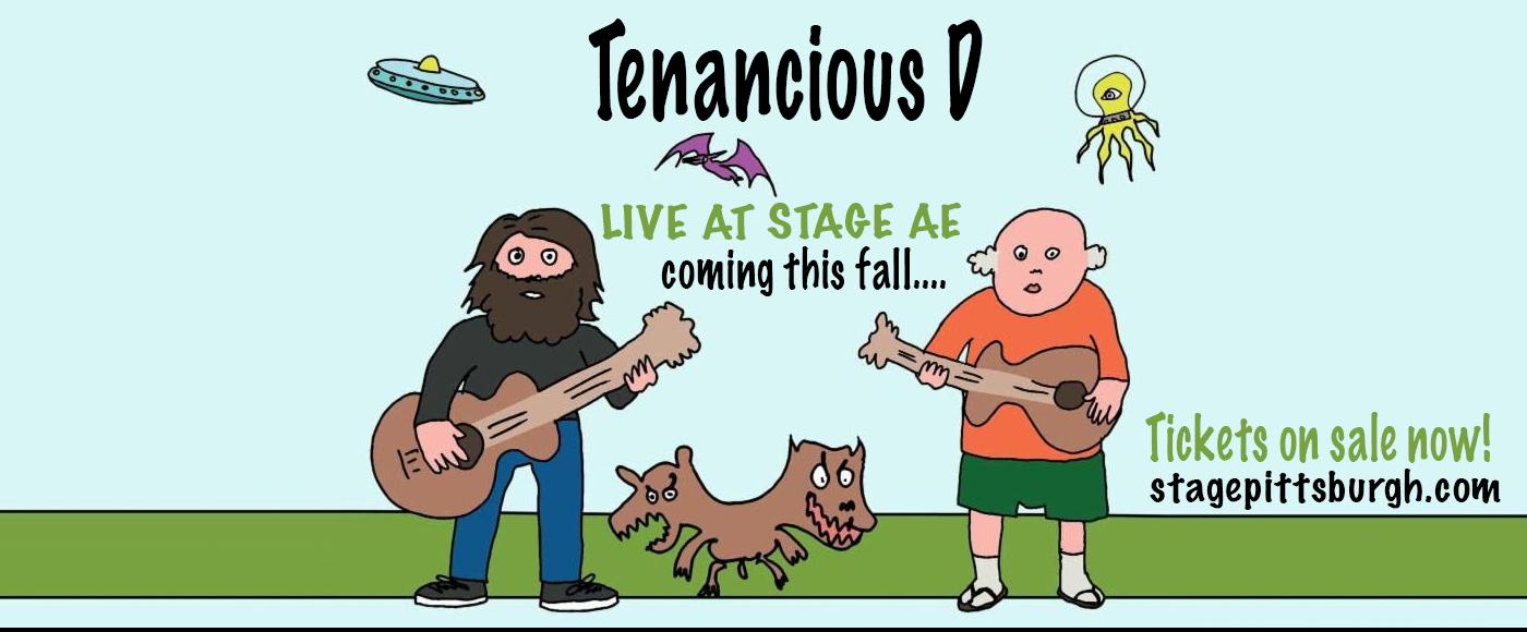 Tenacious D at Stage AE