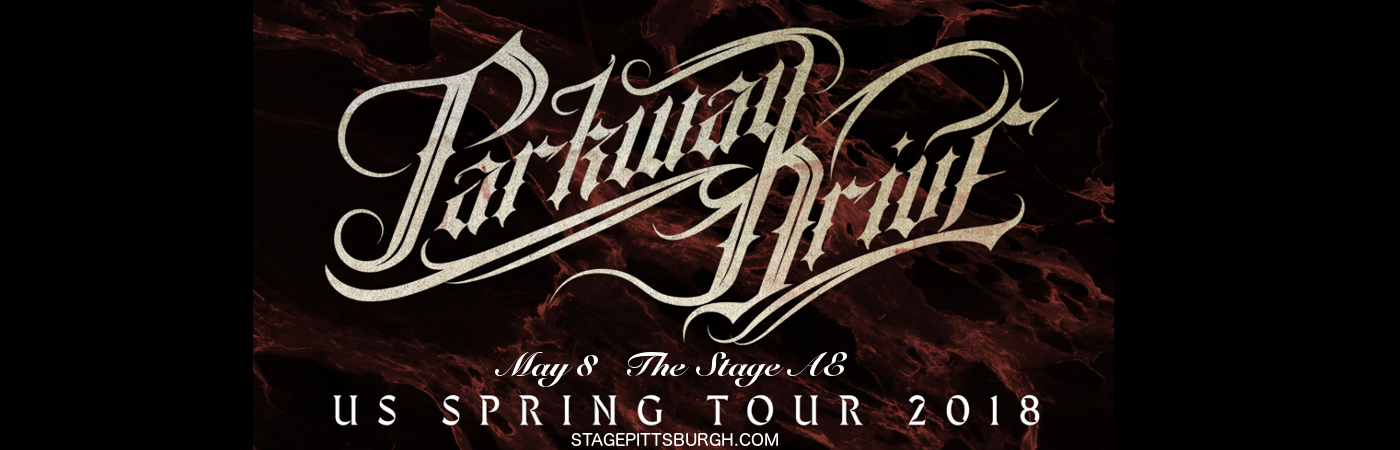 Parkway Drive, August Burns Red, The Devil Wears Prada & Polaris at Stage AE