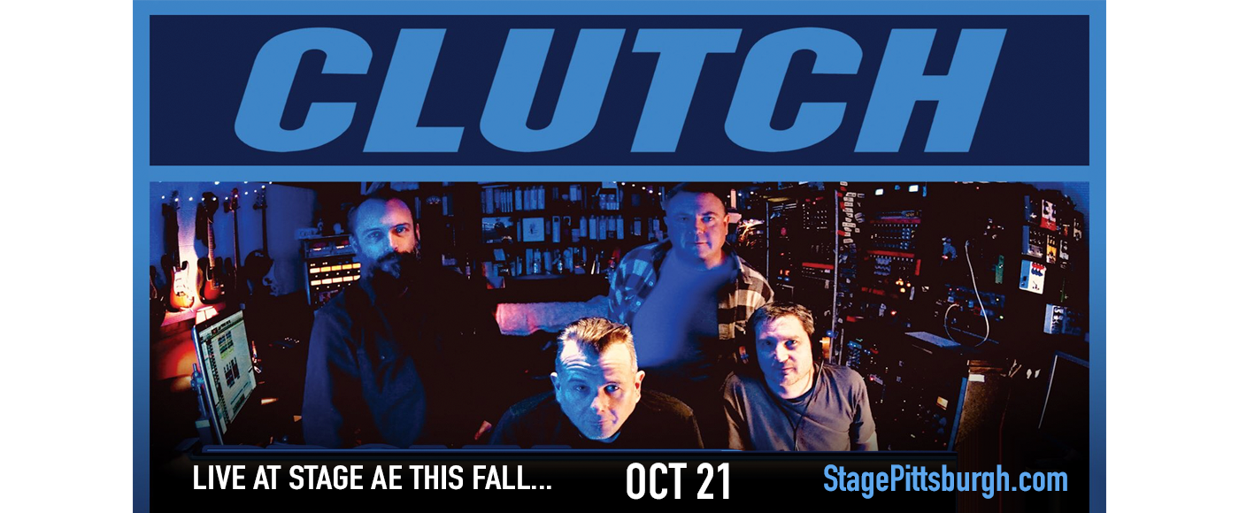 Clutch at Stage AE