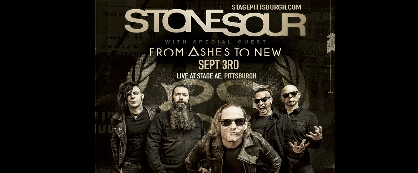 Stone Sour at Stage AE