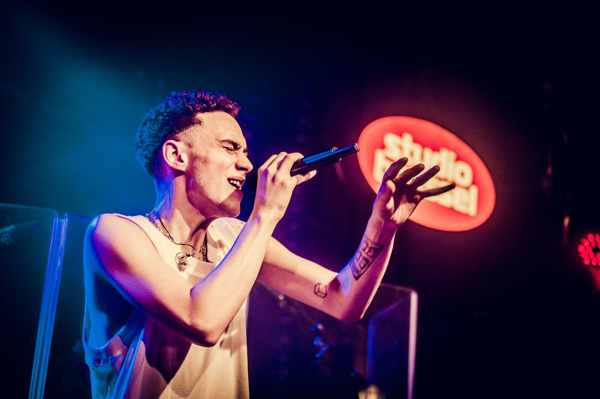 Years & Years at Stage AE
