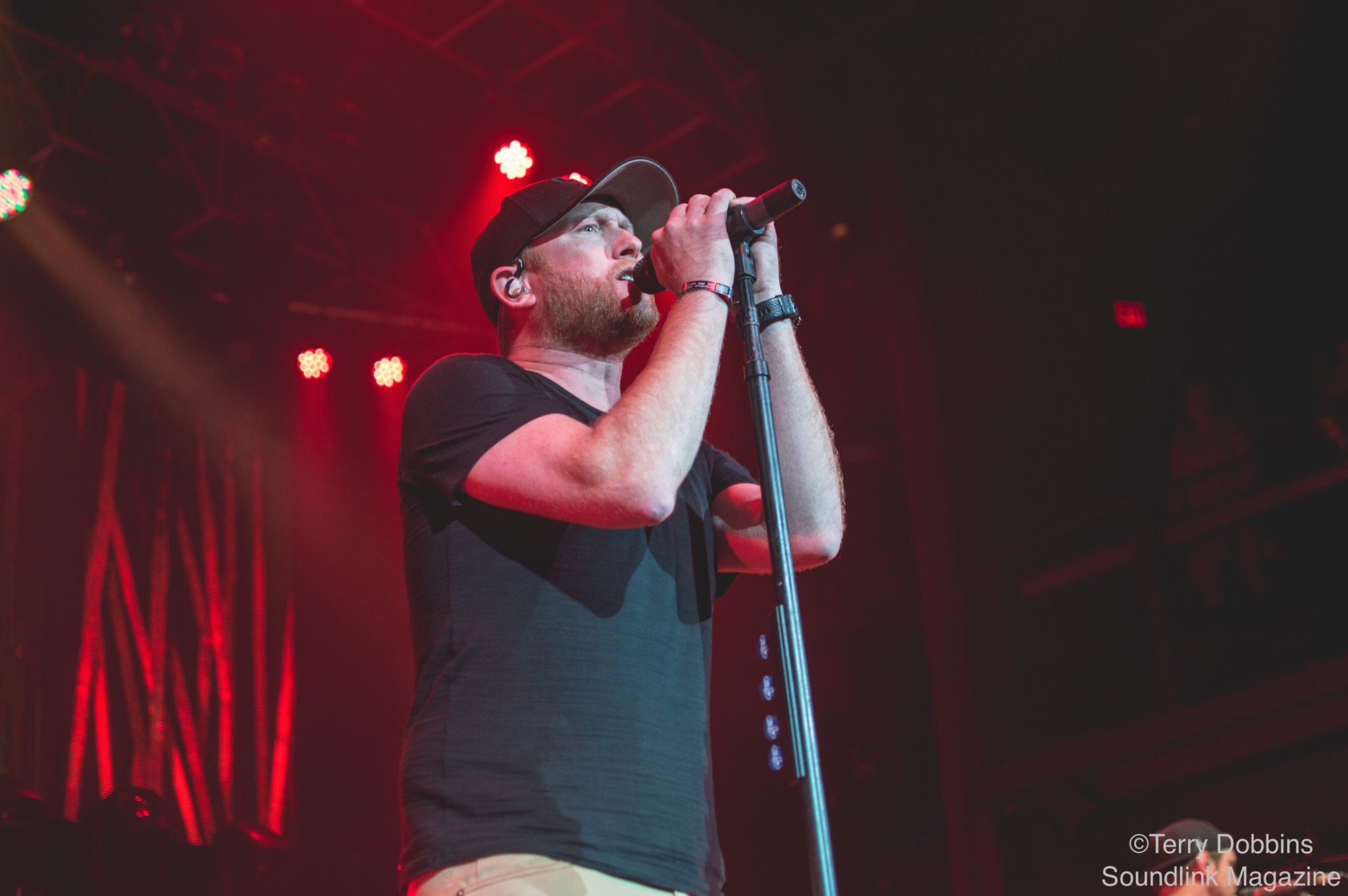 Cole Swindell at Stage AE