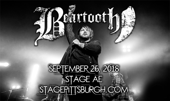 Beartooth at Stage AE
