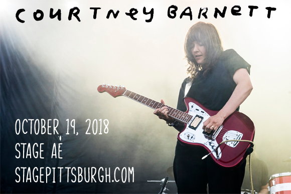 Courtney Barnett at Stage AE