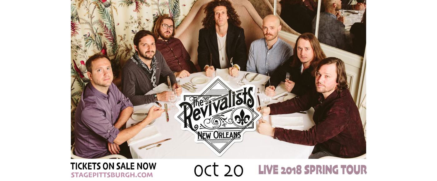 The Revivalists at Stage AE