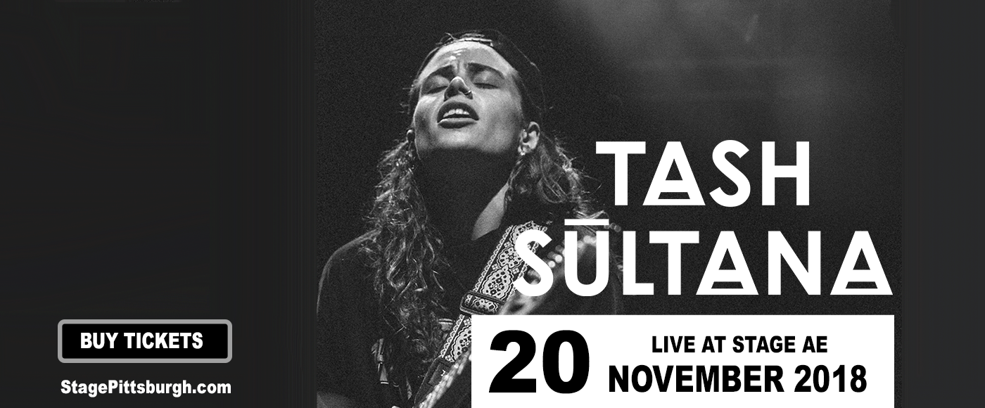 Tash Sultana at Stage AE