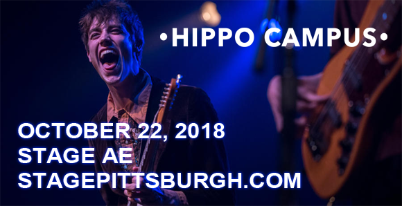 Hippo Campus at Stage AE