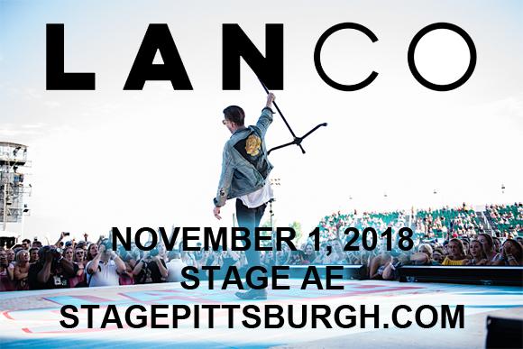 Lanco & Travis Denning at Stage AE