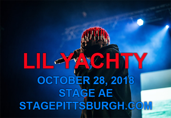 Lil Yachty at Stage AE