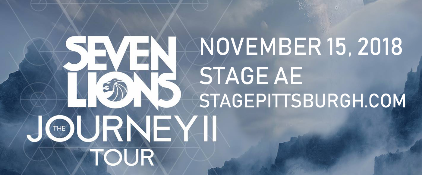 Seven Lions at Stage AE