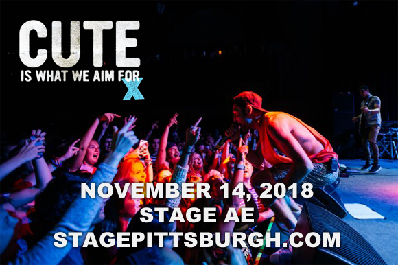 Cute Is What We Aim For at Stage AE