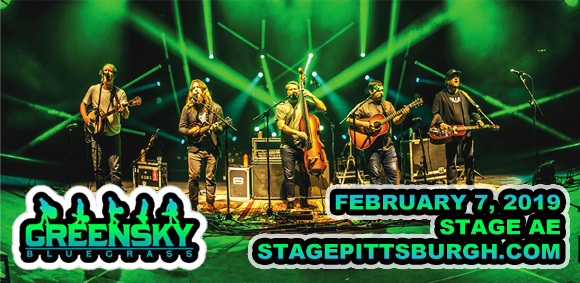 Greensky Bluegrass at Stage AE