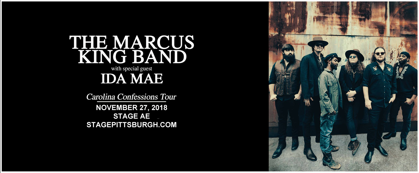 The Marcus King Band at Stage AE