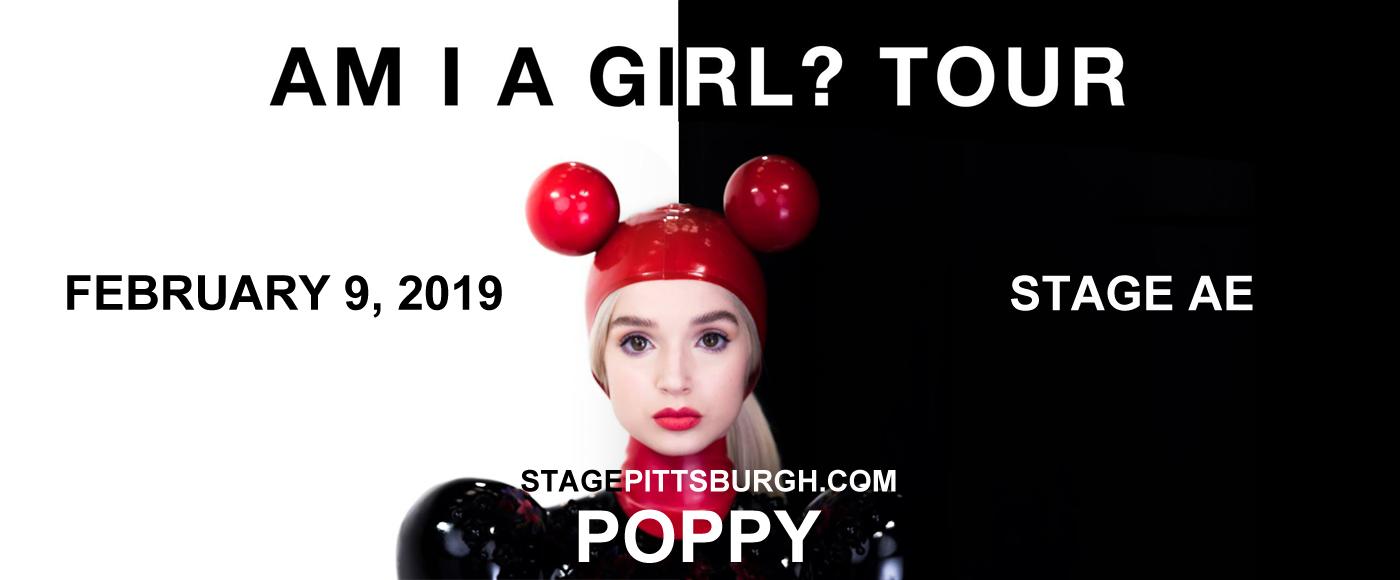 Poppy at Stage AE