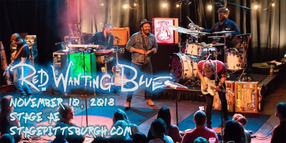 Red Wanting Blue at Stage AE