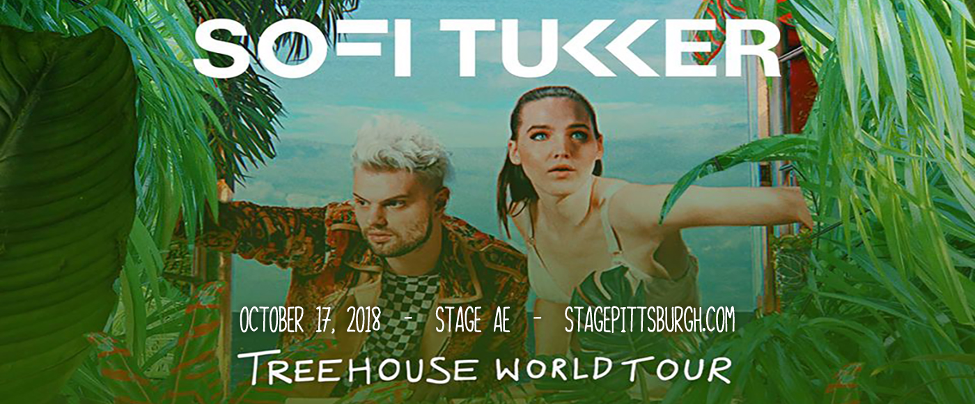 Sofi Tukker at Stage AE