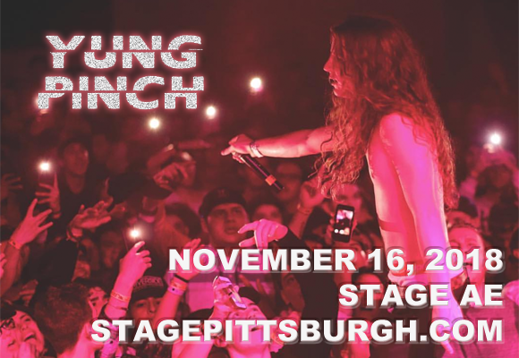 Yung Pinch at Stage AE