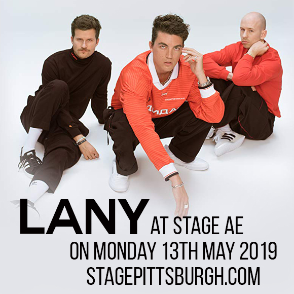 Lany at Stage AE