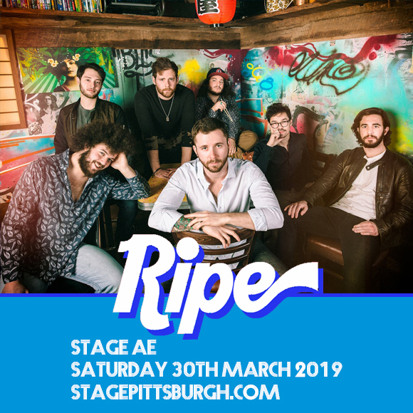 Ripe at Stage AE