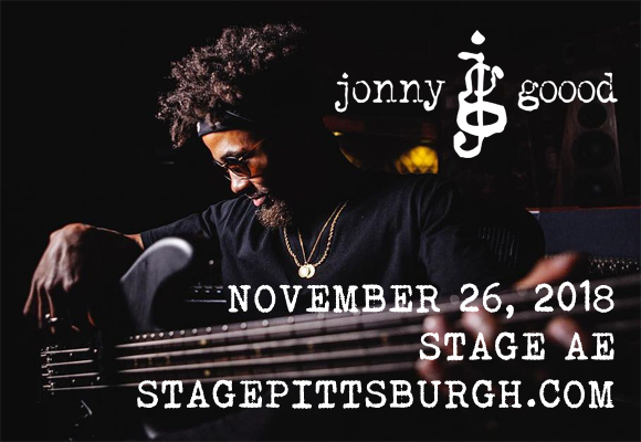 Jonny Goood at Stage AE
